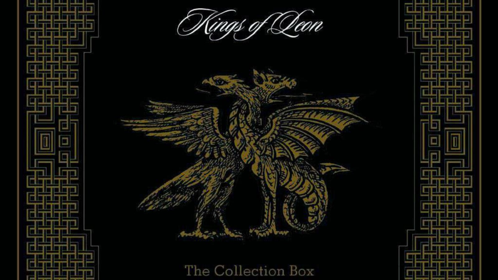 KINGS OF LEON  The Collection Box