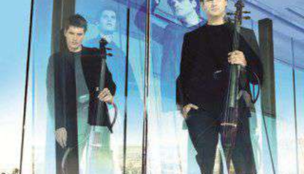 SONY, Masterworks, Oh, Well, Supermassive Black Hole, 2CELLOS, In2ition, Luka Šulić, Stjepan Hauser,
