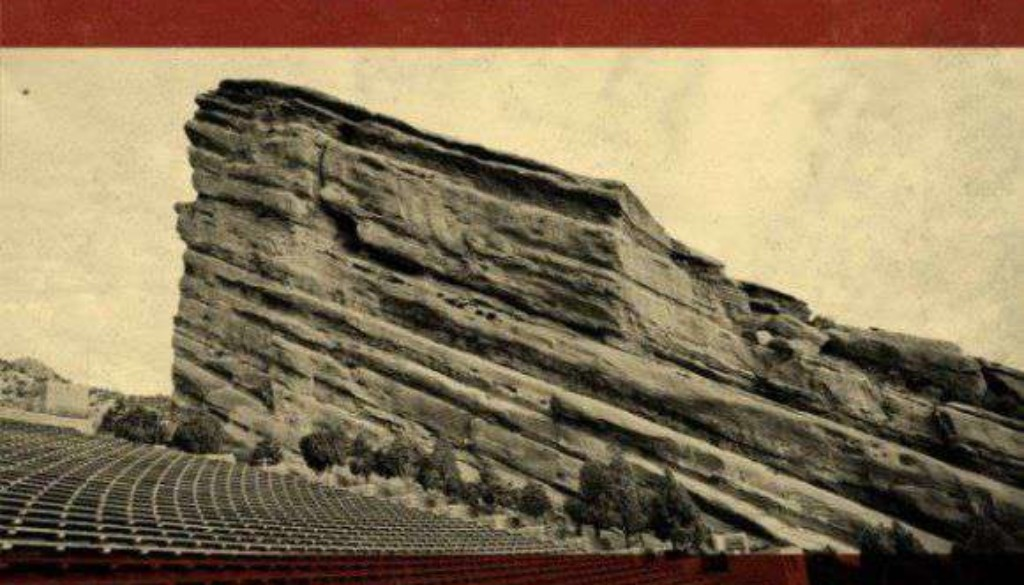 Babel, Island, OXMOX, MUMFORD & SONS, The Road To Red Rocks