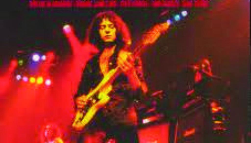 RAINBOW, Live in Munich 1977, Thompson Music, Eagle records, OXMOX