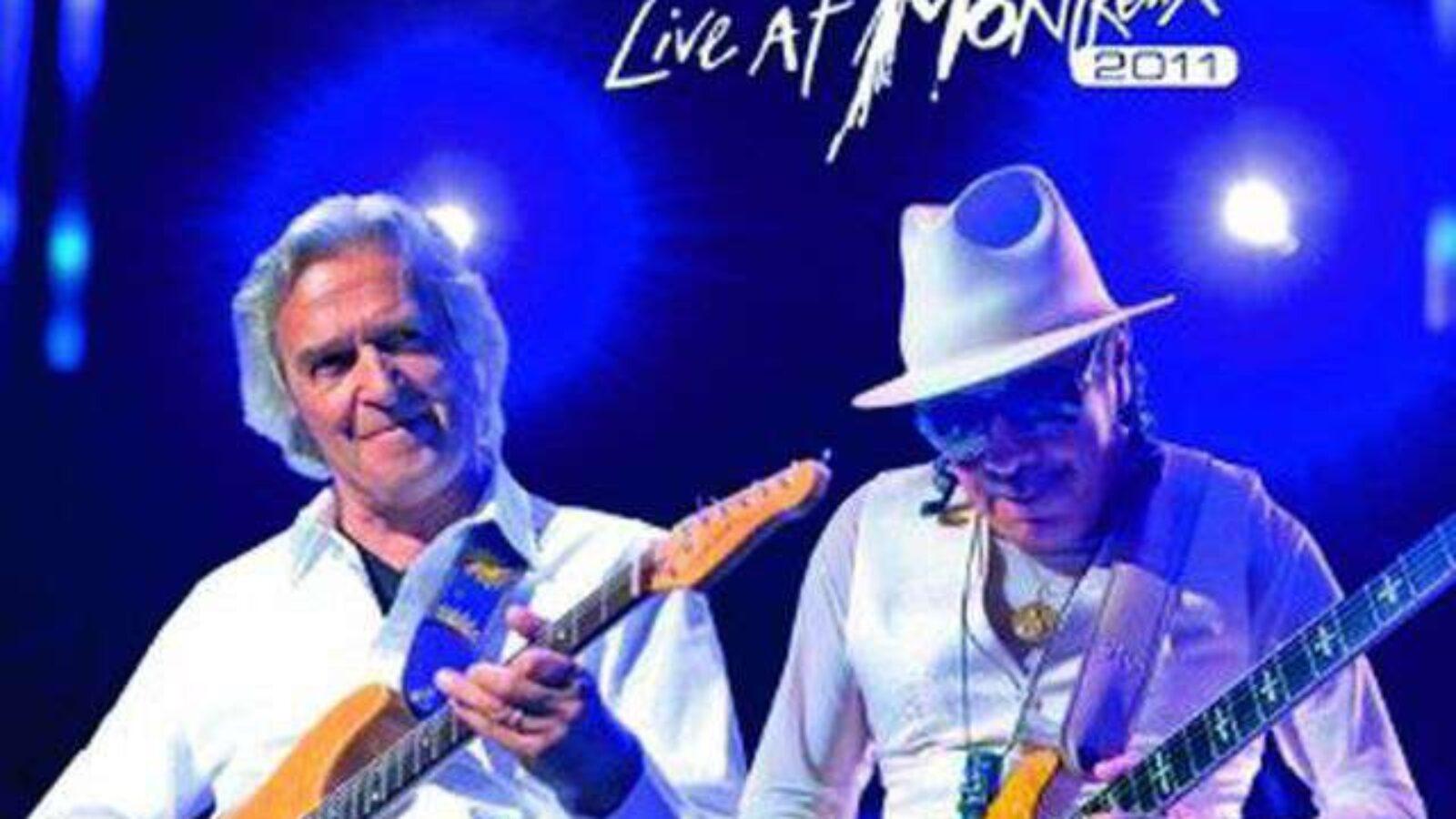 SANTANA & MCLAUGHLIN – Invitation To Illumination – Live At Montreux 2011 (DVD/Blu-ray)