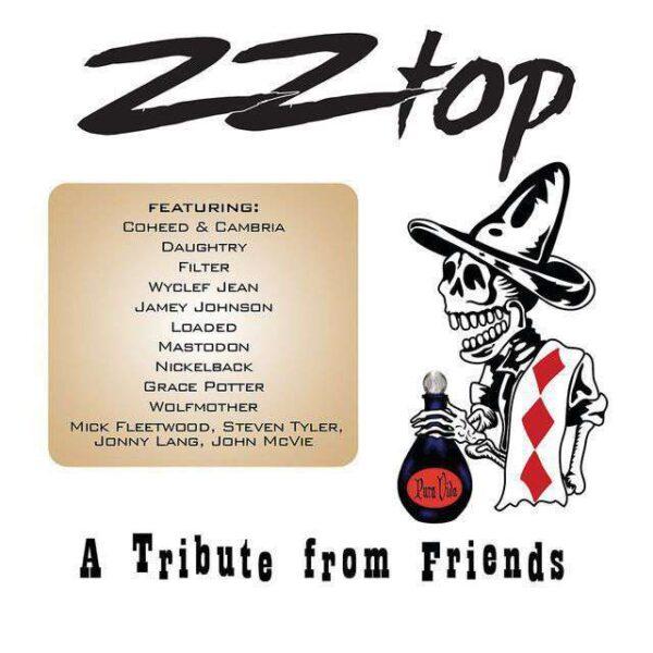 V.A. ZZ Top A Tribute from Friends 600x600 - OXMOX - Hamburgs Stadtmagazin