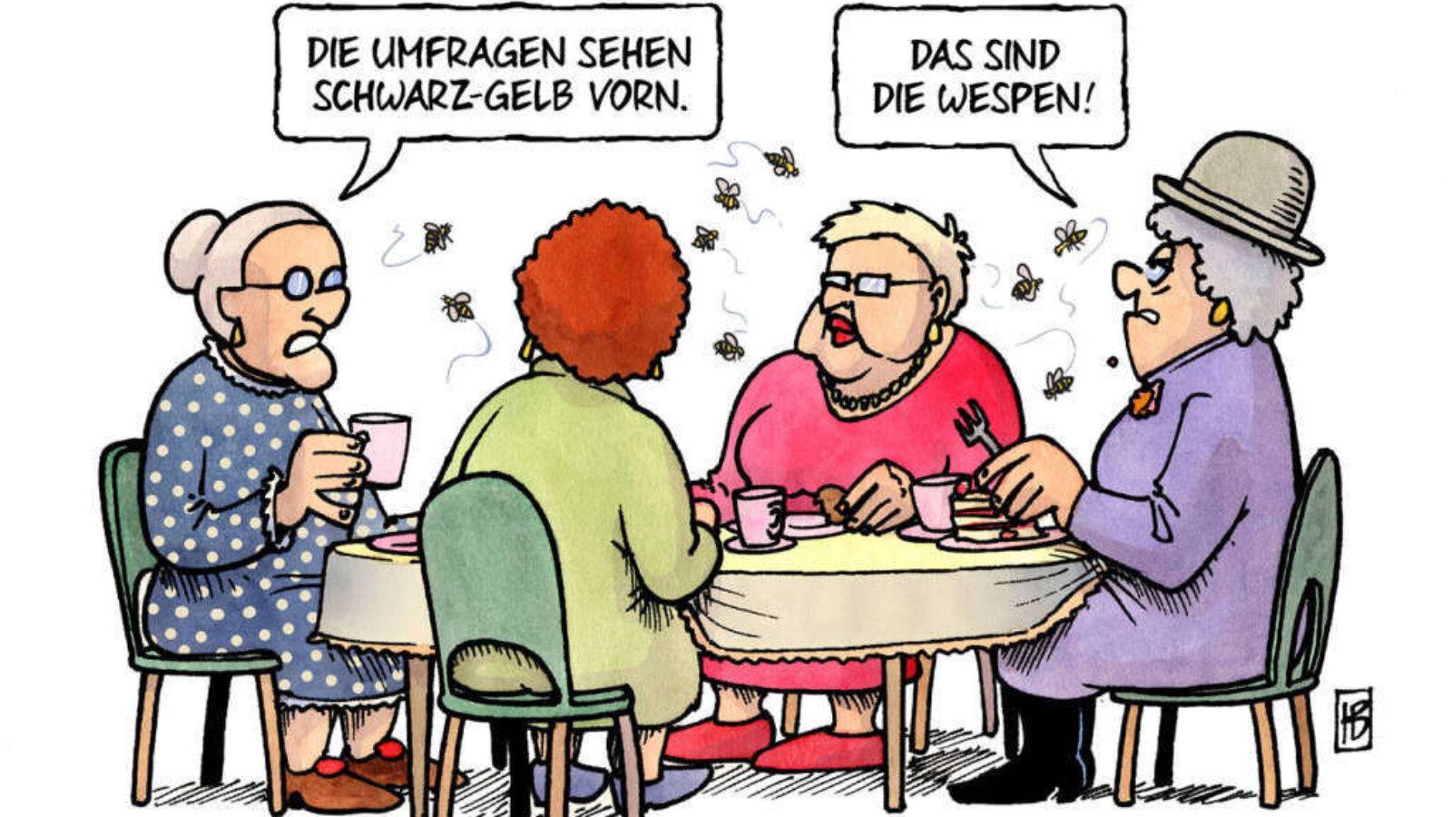 Nicht vergessen: Bundestagswahl am 22. September