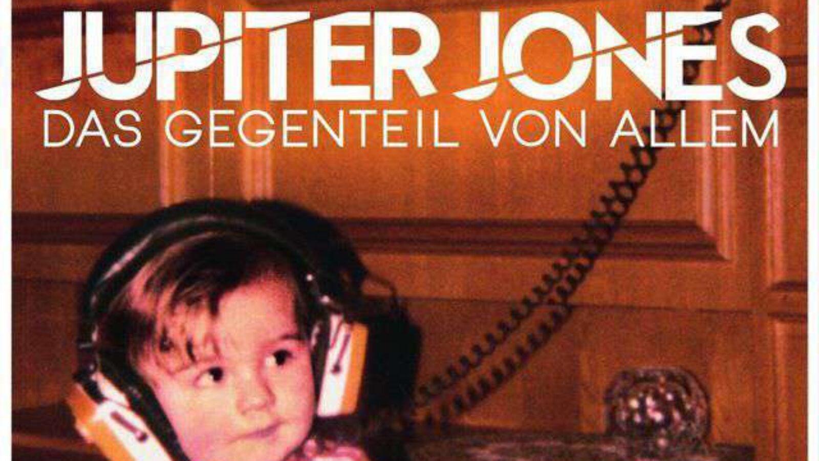 OXMOX CD-Tipp: JUPITER JONES