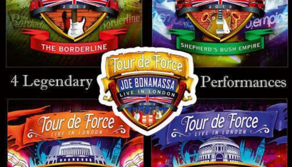 Joe Bonamassa - DVD