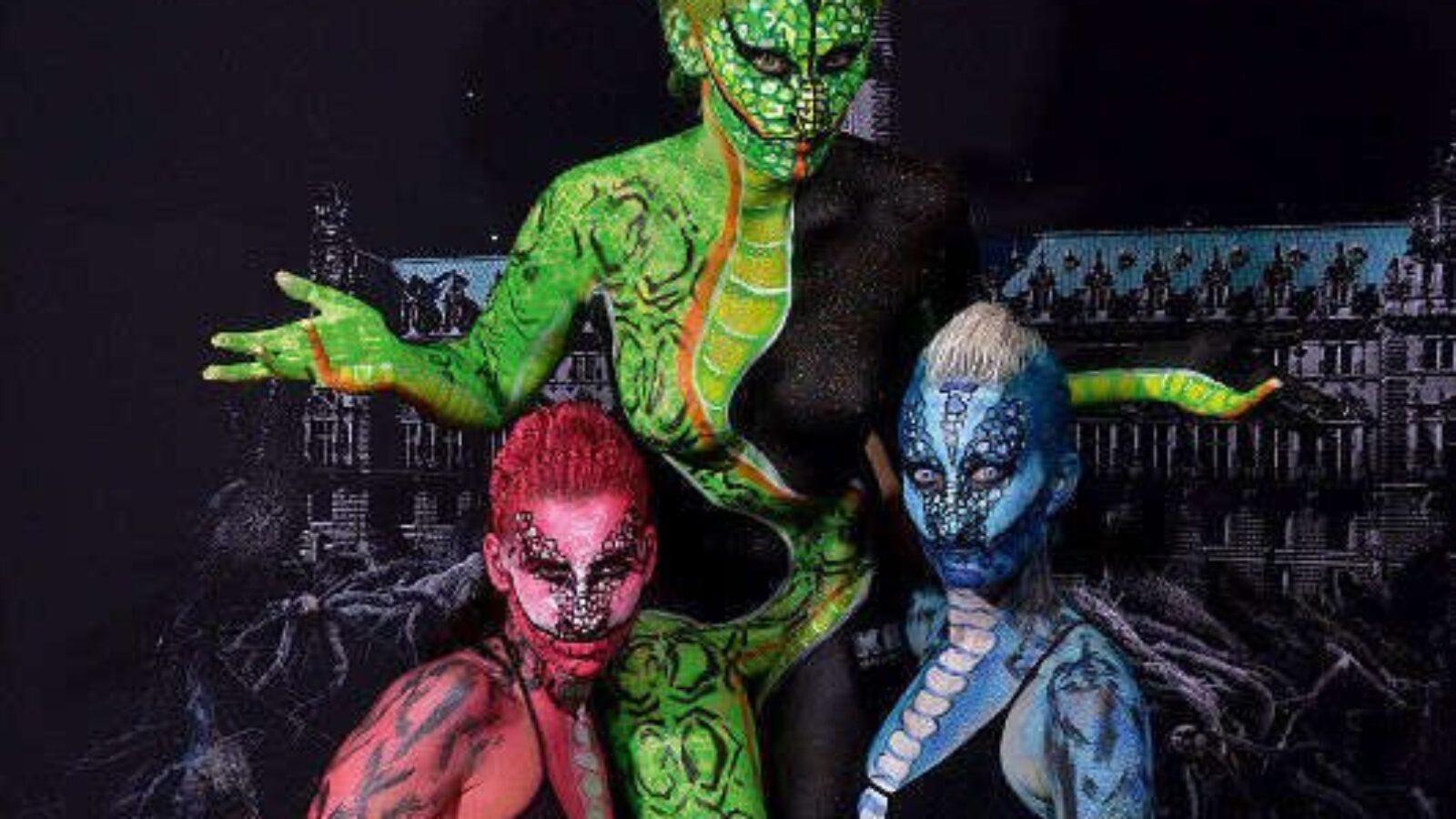 OXMOX wünscht ein schaurig schönes Halloween!
