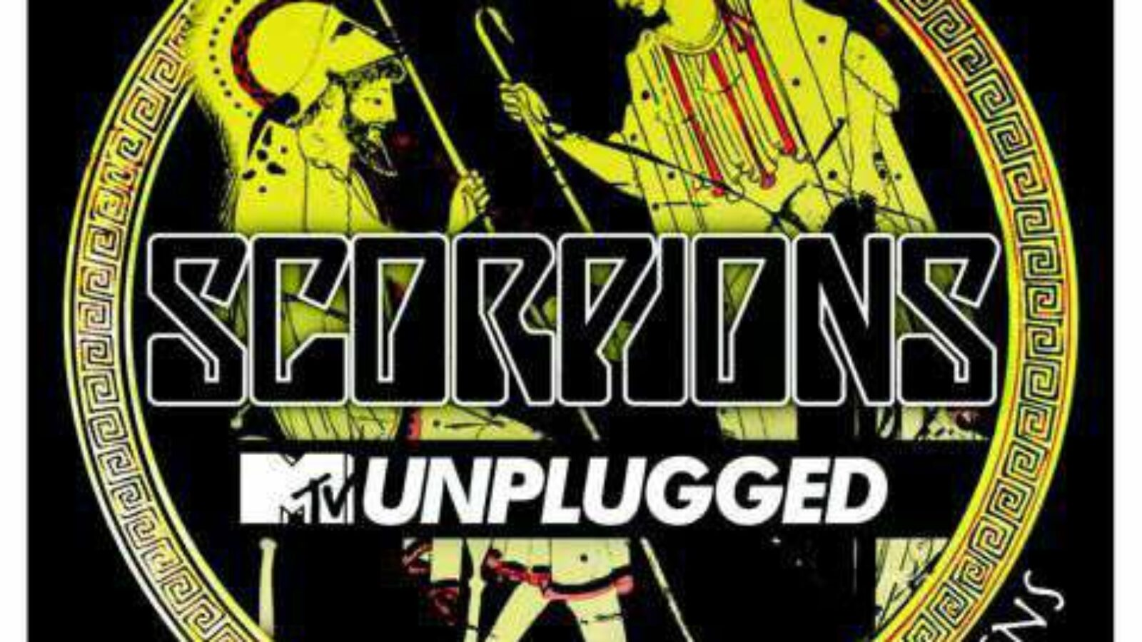 SCORPIONS MTV Unplugged in Athens