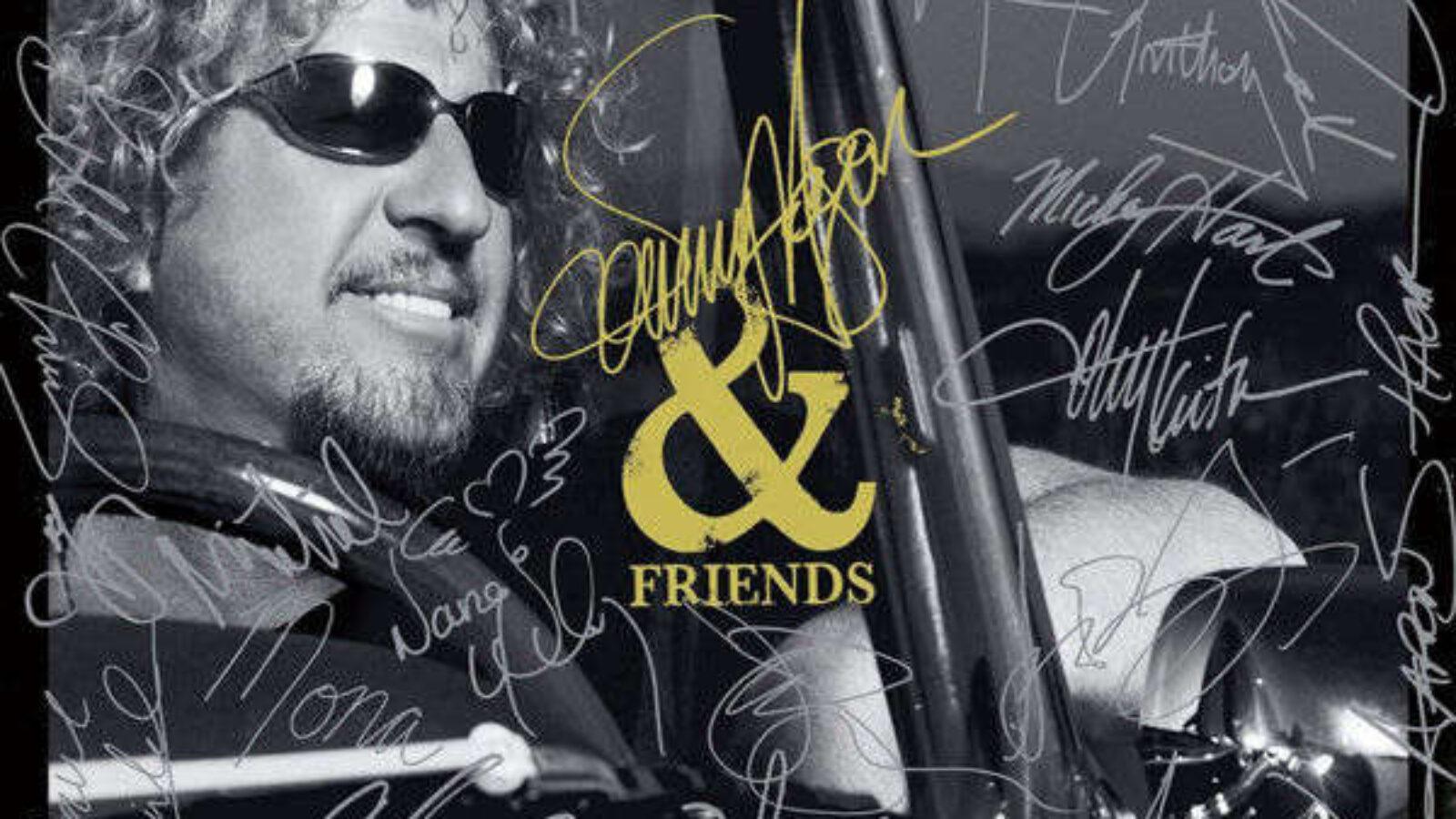 SAMMY HAGAR & FRIENDS Sammy Hagar & Friends