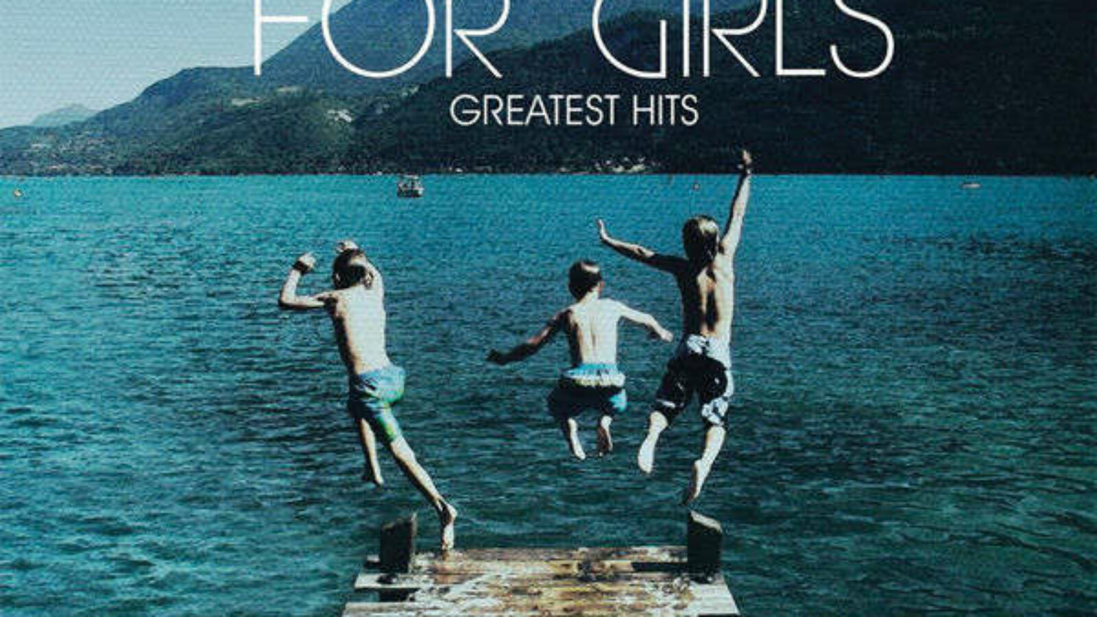SCOUTING FOR GIRLS Greatest Hits