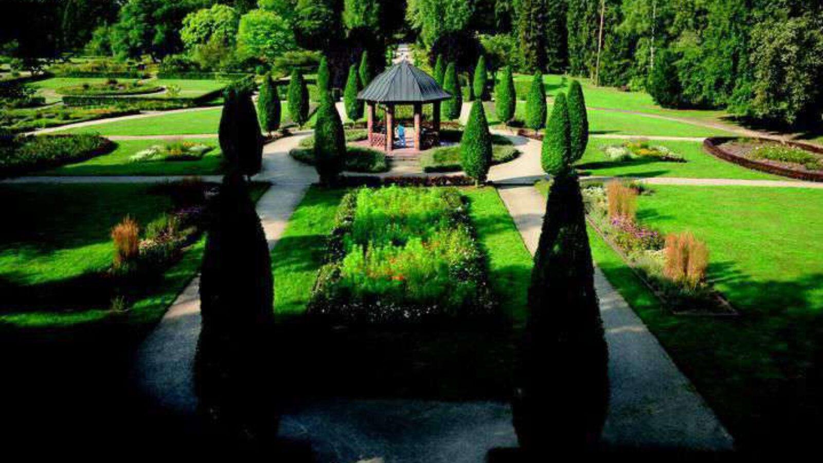 100 Jahre grün: Stadt- und Volkspark feiern Geburtstag