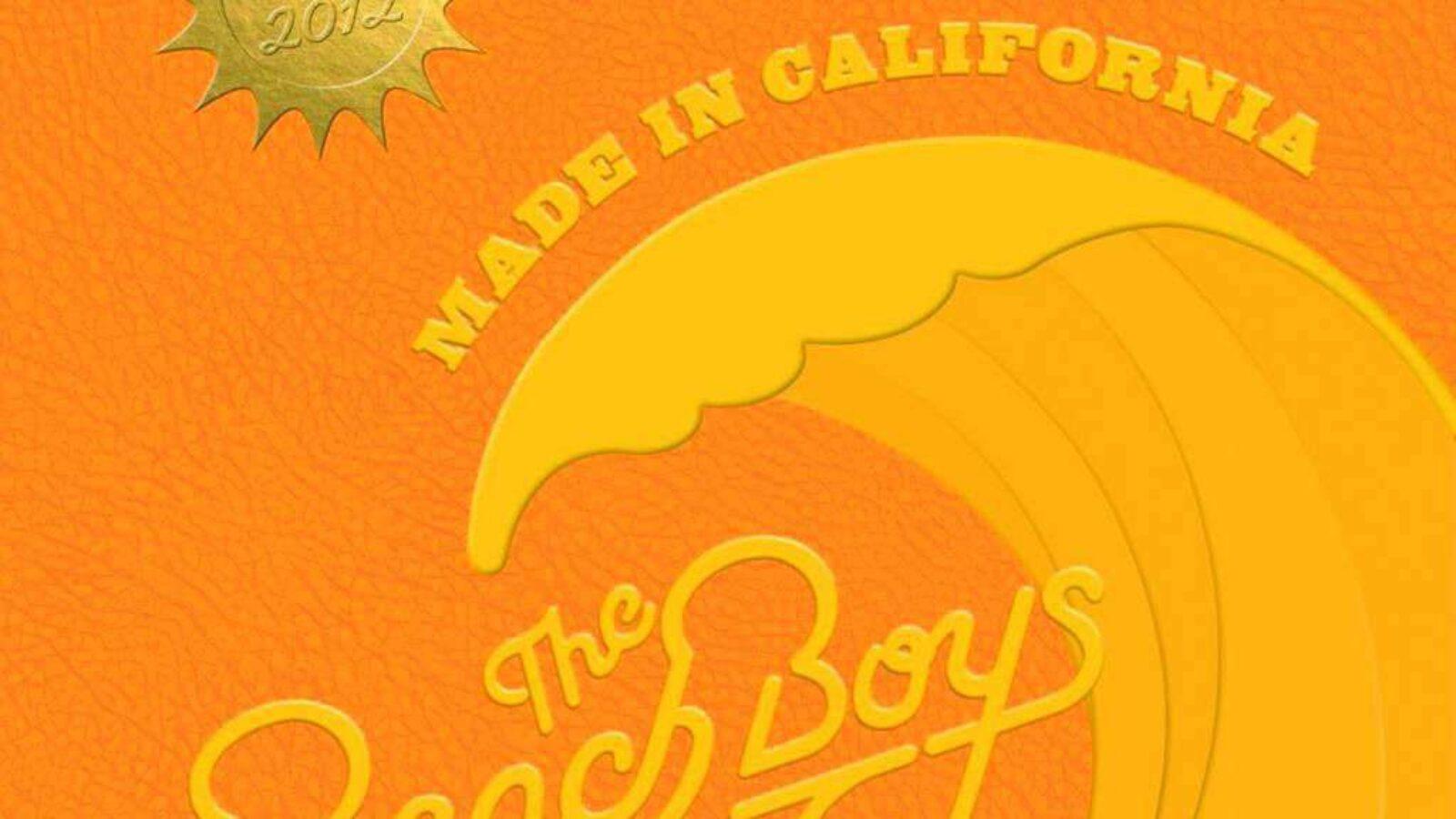 OXMOX-SPECIAL-TIPP   THE BEACH BOYS  Made In California