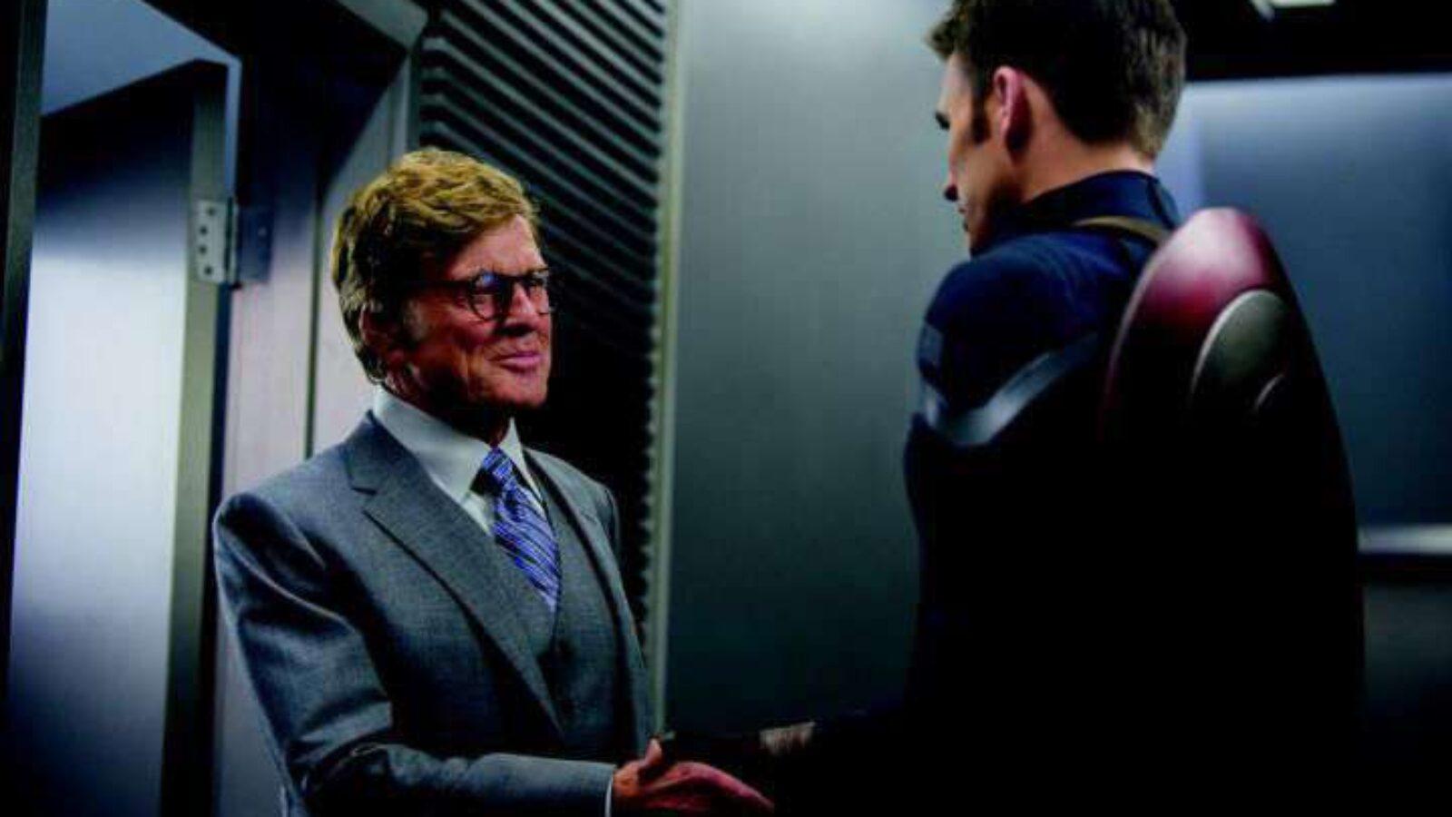 The Return of the First Avenger [3D]