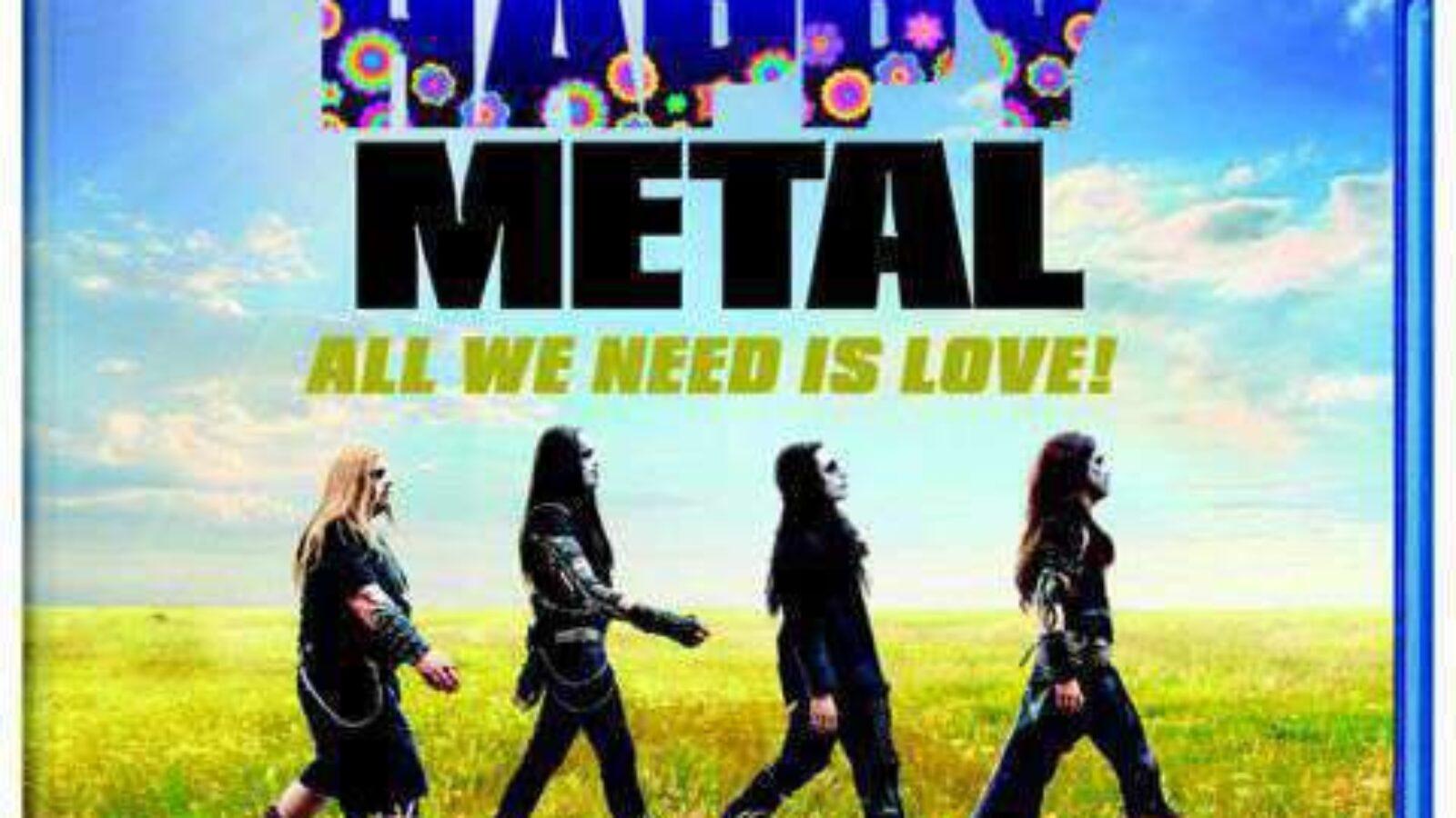 HAPPY METAL (DVD & Blu-Ray)
