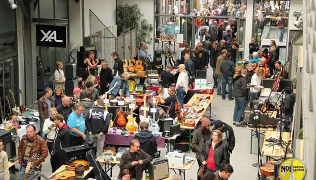 Musikerflohmarkt