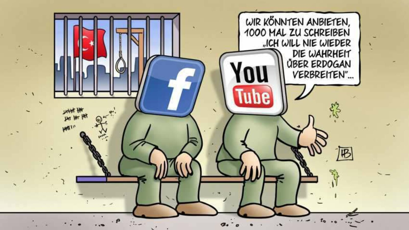Facebook-Youtube-Verbot-FARBE