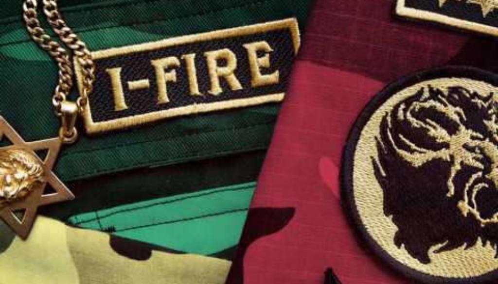 I-Fire Salut