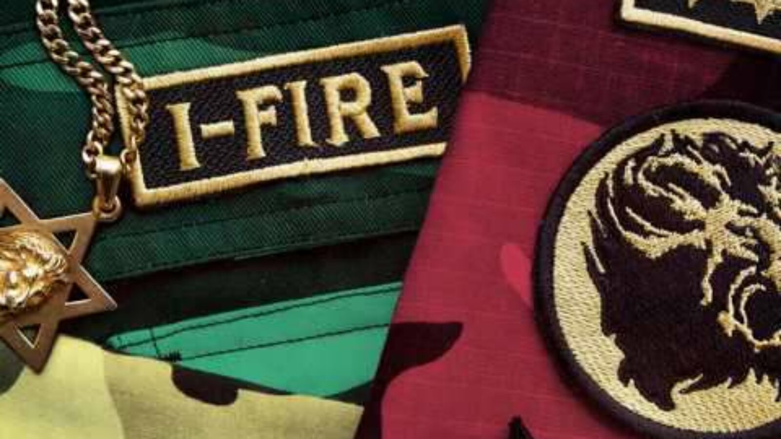 I-FIRE Salut!