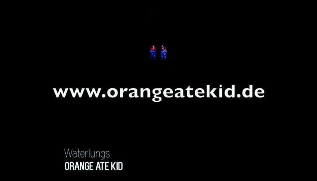 Orange Ate Kid