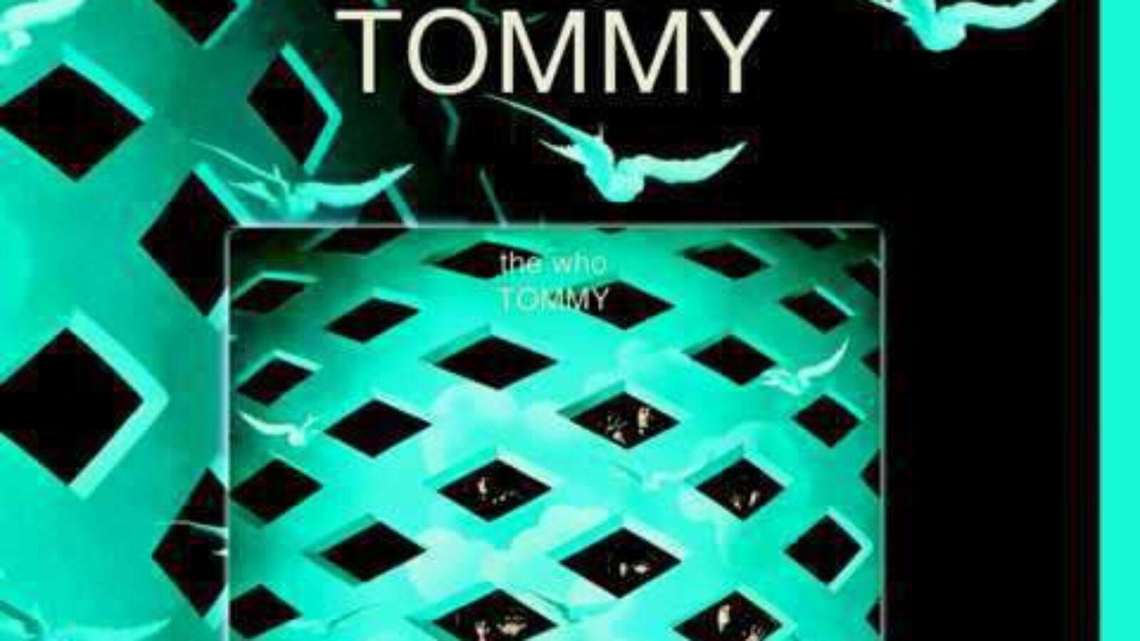 SENSATION: THE STORY OF TOMMY (DVD & Blu-Ray)
