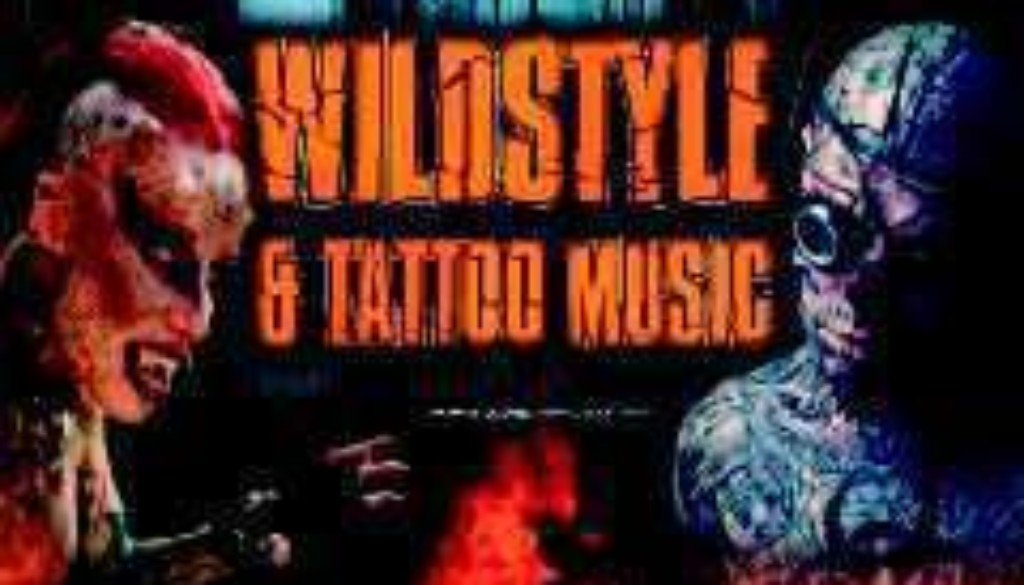 V.A. Wildstyle&TattooMusic
