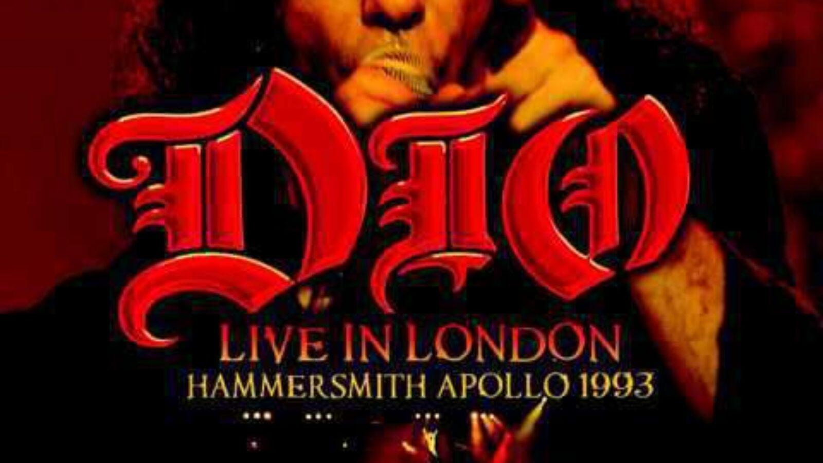 DIO Live In London: Hammersmith Apollo 1993