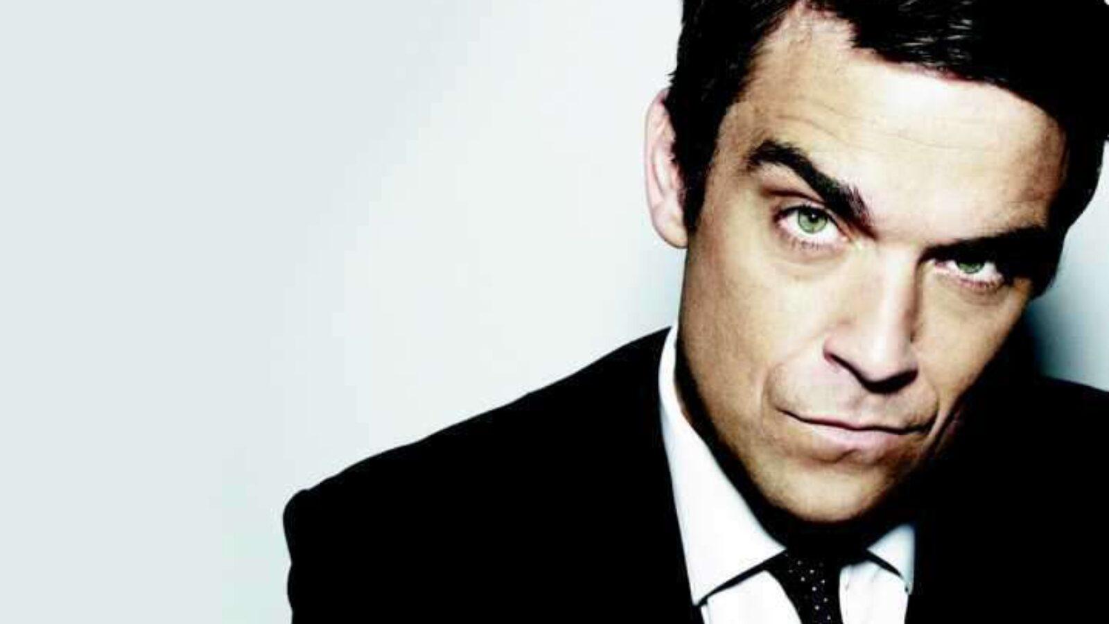 Robbie Williams kommt!
