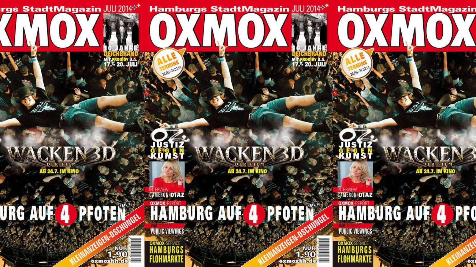 Das neue OXMOX – jetzt im Handel!