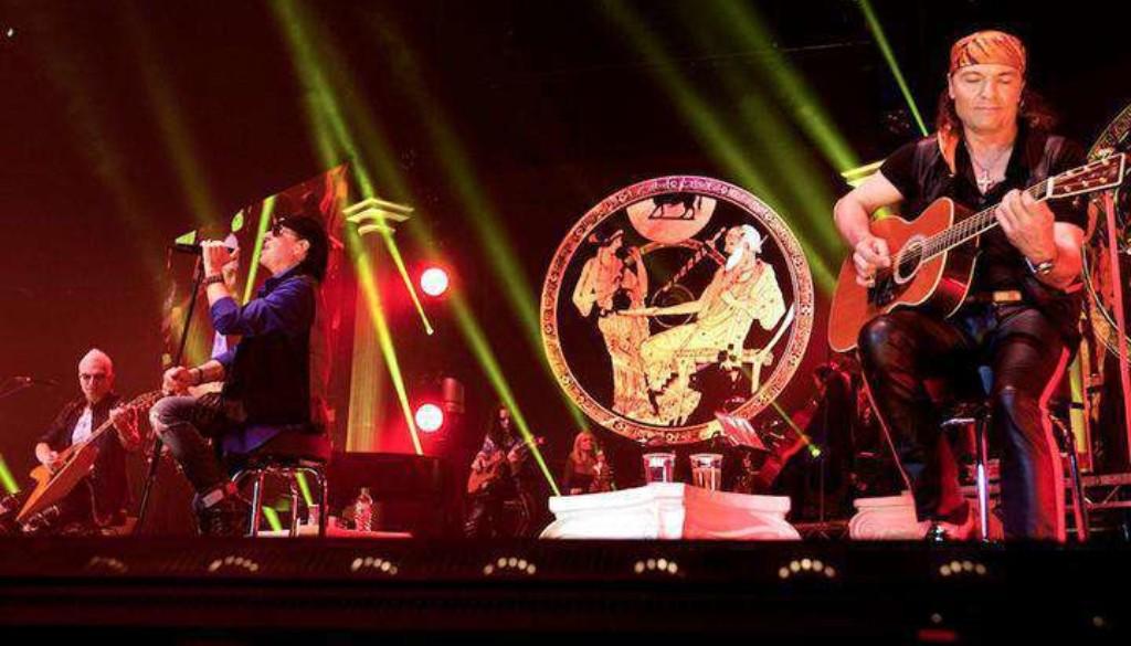 Scorpions | 02.05.2014 | Hamburg | o2 World