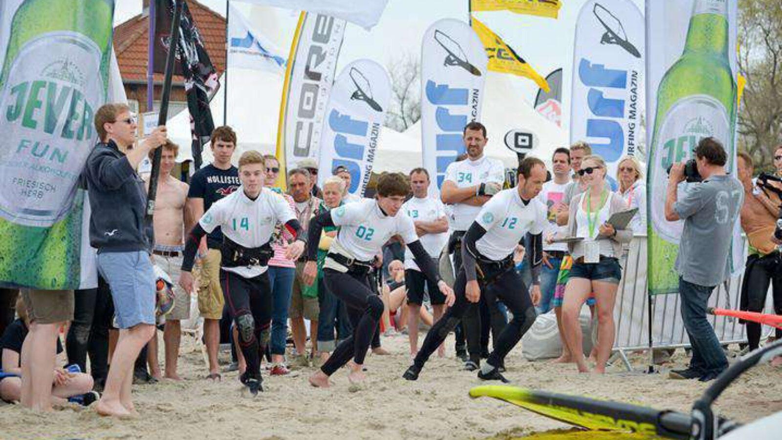 Everybody's gone surfing …