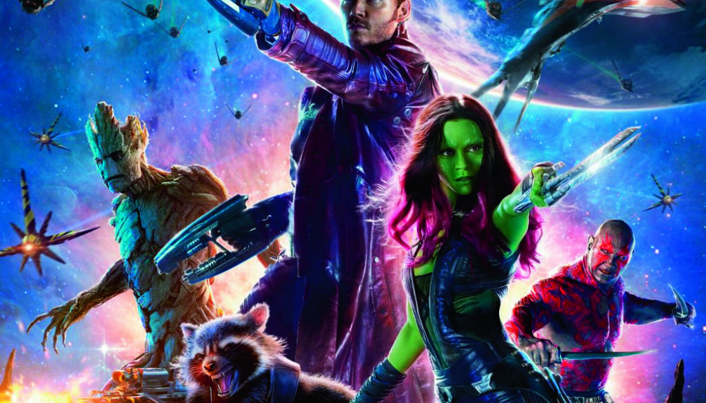 Guardians Of The Galaxy [3D]
