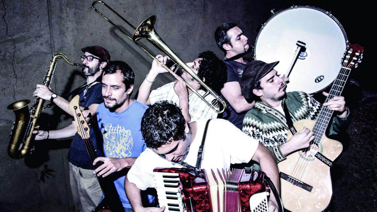Gypsy-Ska-Orquesta