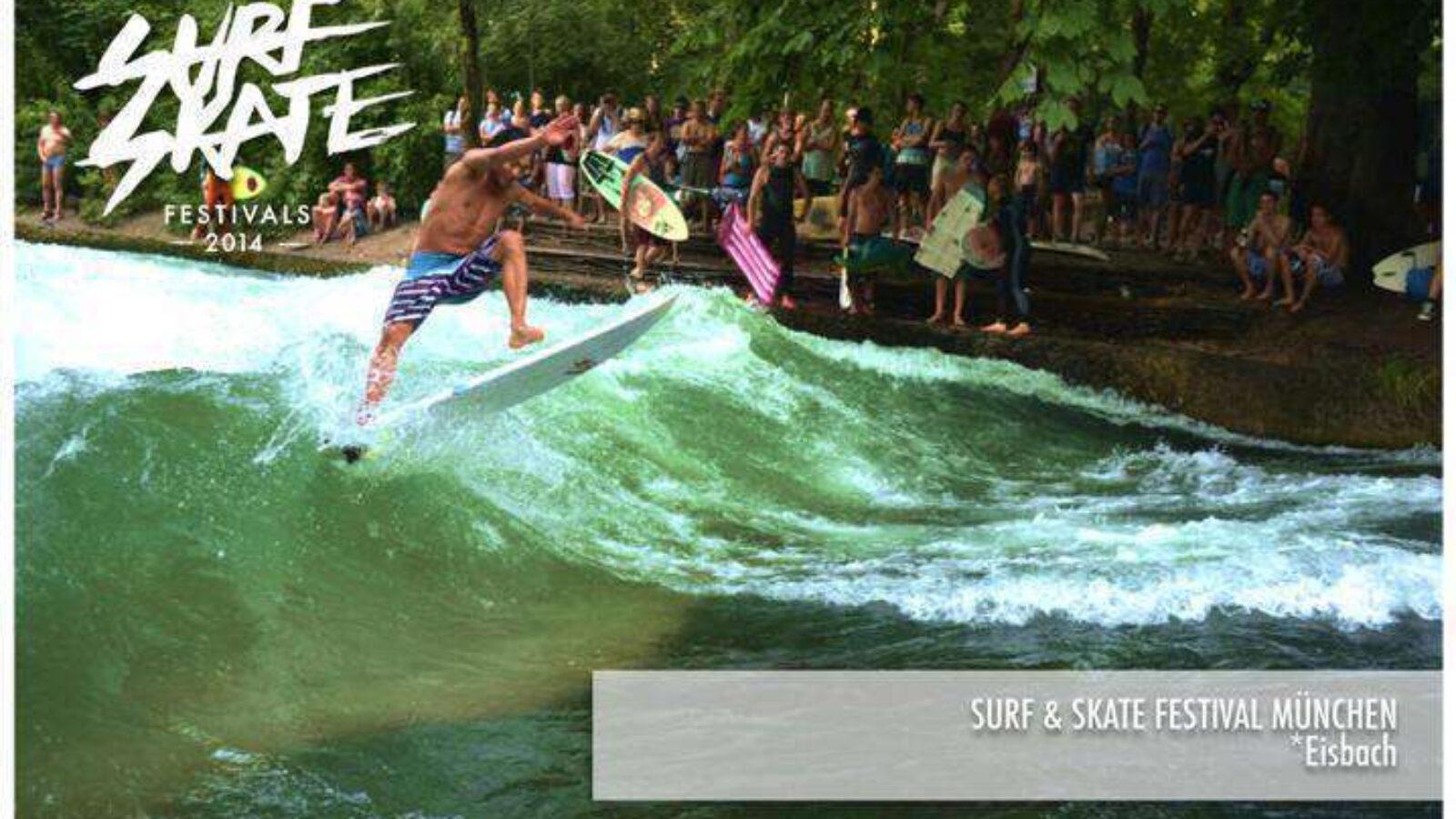 Hang loose – beim Surf & Skate Festival