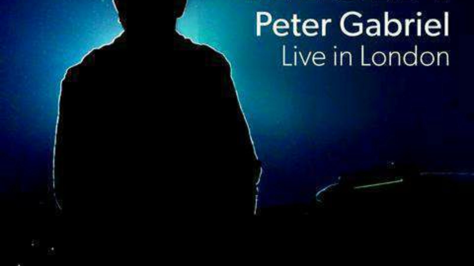 PETER GABRIEL – Back To Front (DVD)