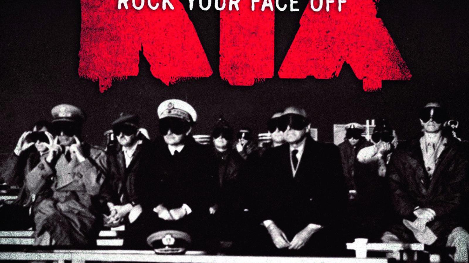 KIX – Rock Your Face Off