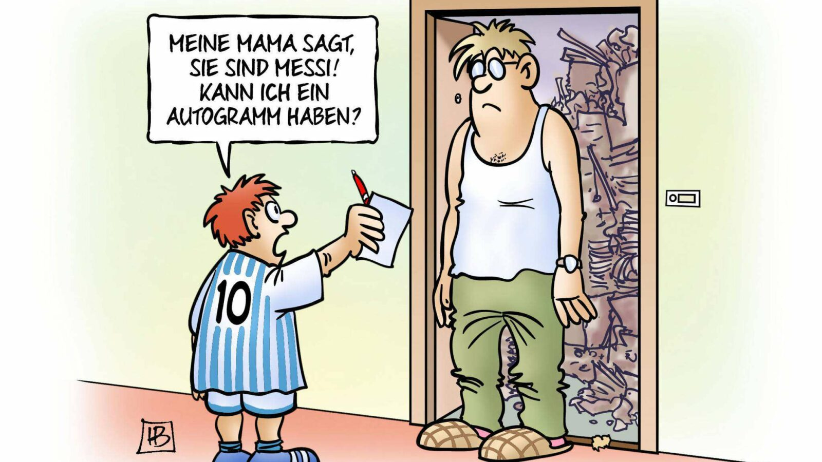 Messi-FARBE
