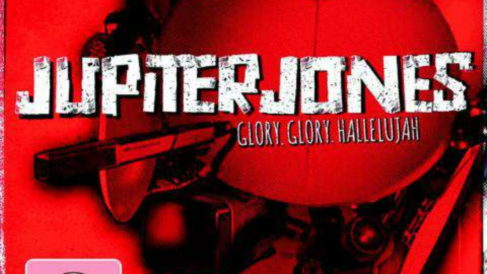 JUPITER JONES – Glory.Glory.Hallelujah