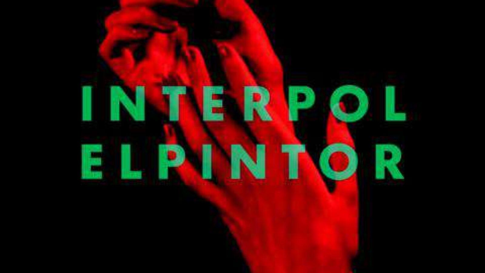 INTERPOL – EL PINTOR