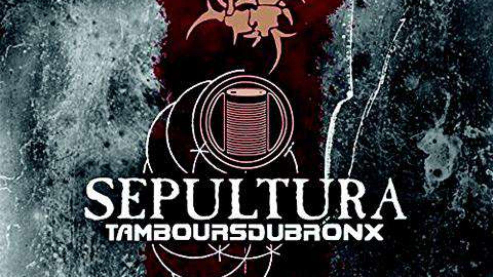 SEPULTURA & LES TAMBOURS DU BRONX – Metal Veins – Alive At Rock In Rio