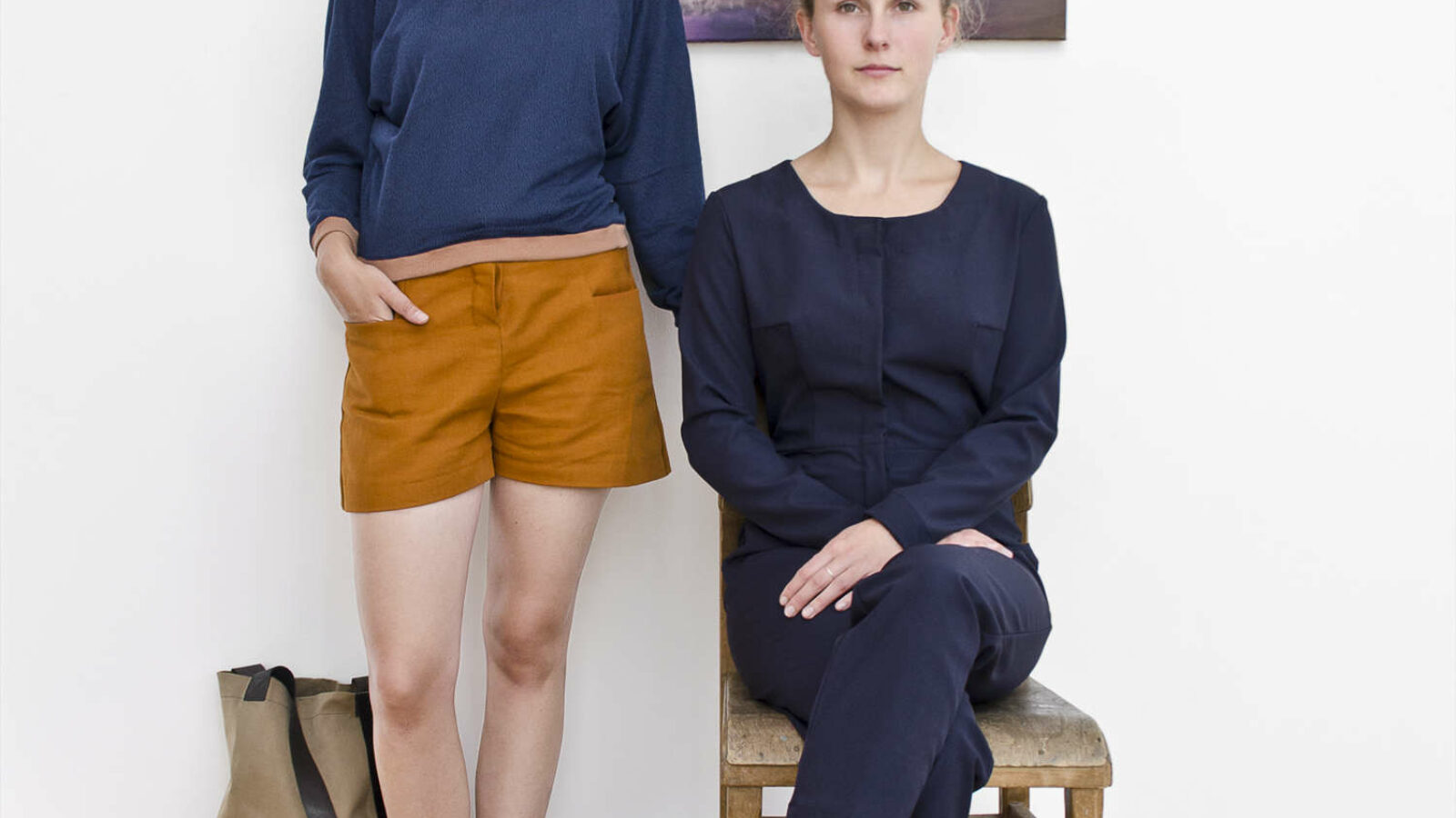 Malerei, Mode & Mitmachkurse im Atelier Dittmer