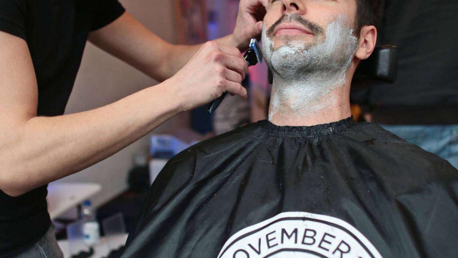 Rückbericht: MOVEMBER – Shave Off Event am 30.10.