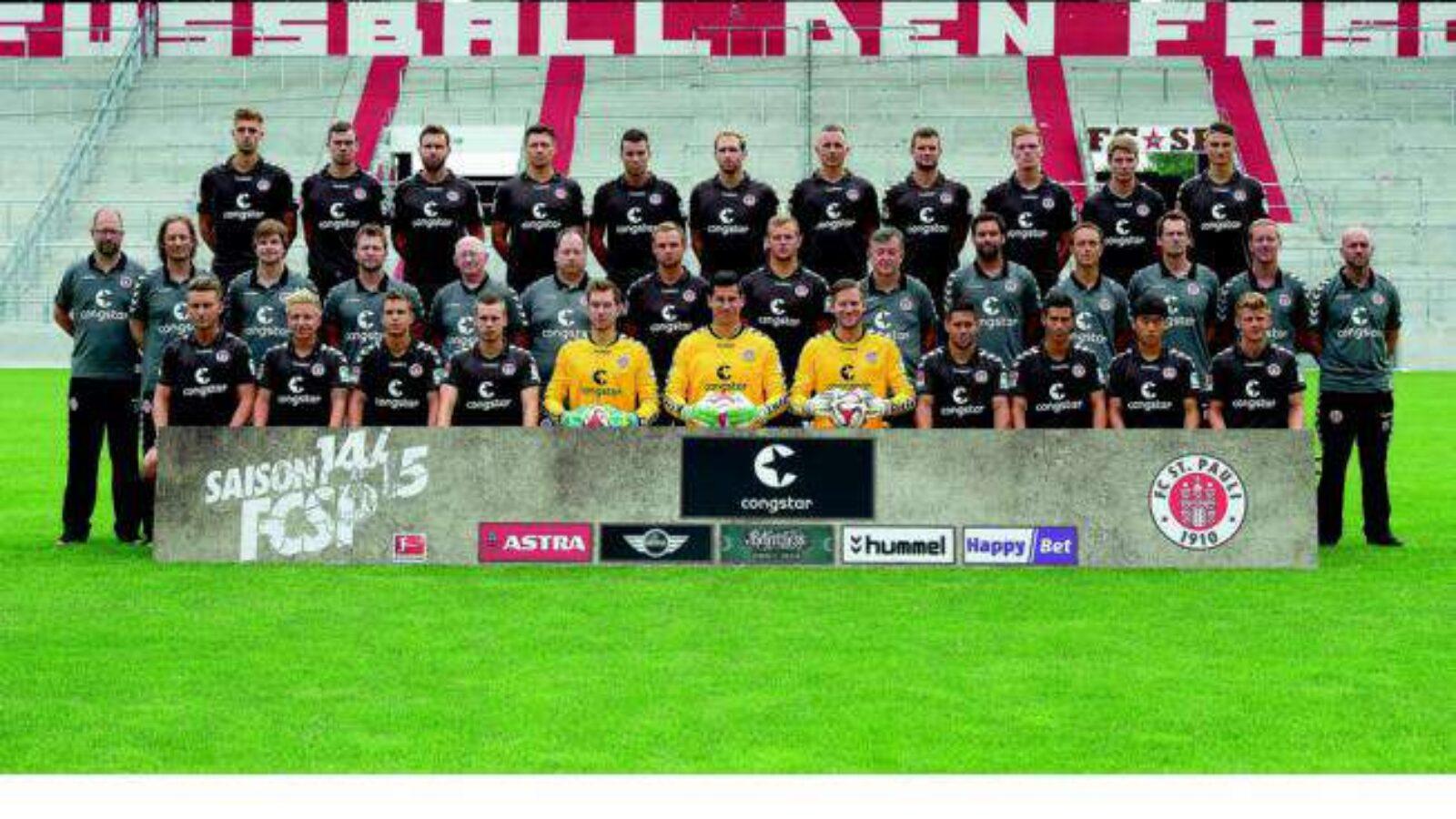 FC St. Pauli – die Kämpfer