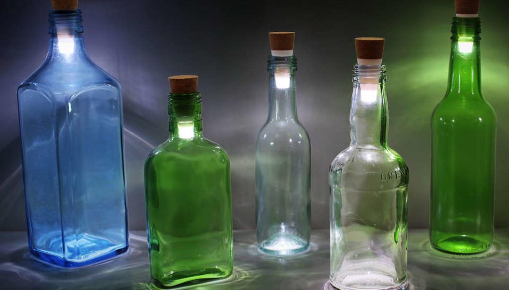 coolstuff.de Flaschenlicht