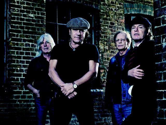 AC/DC, Rückkehr der Rockgiganten