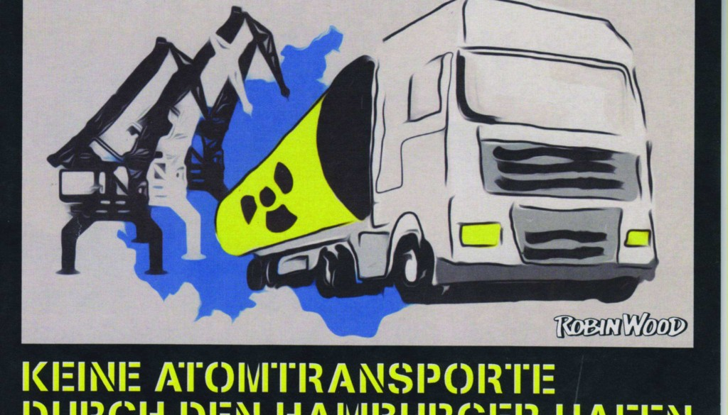 Keine Atomtransporte