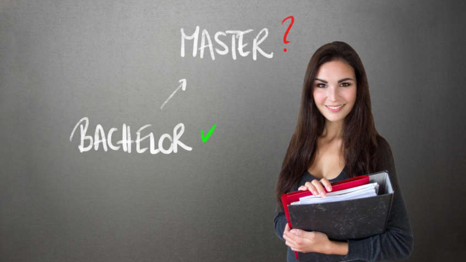 Reicht der Bachelorabschluss heute noch aus oder ist der Master Pflicht
