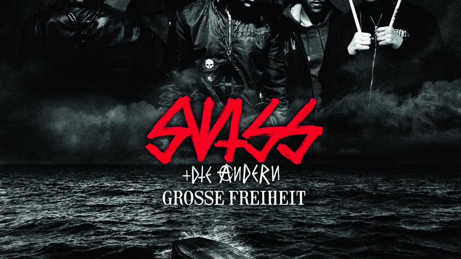 SWISS + DIE ANDEREN – Grosse Freiheit