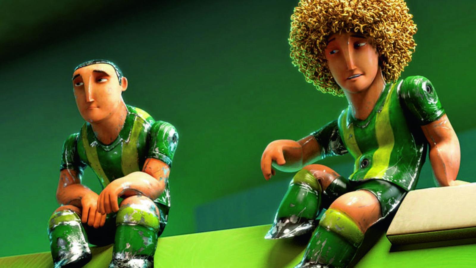 Fußball – Großes Spiel mit kleinen Helden [3D]