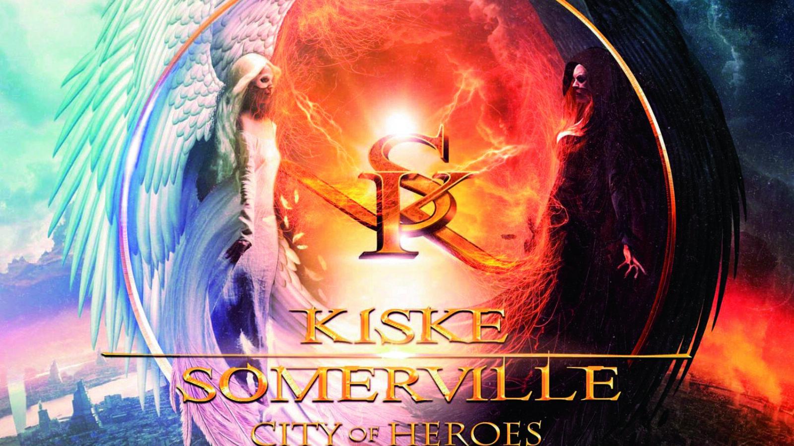 OXMOX Top 10: KISKE/SOMERVILLE – City Of Heroes