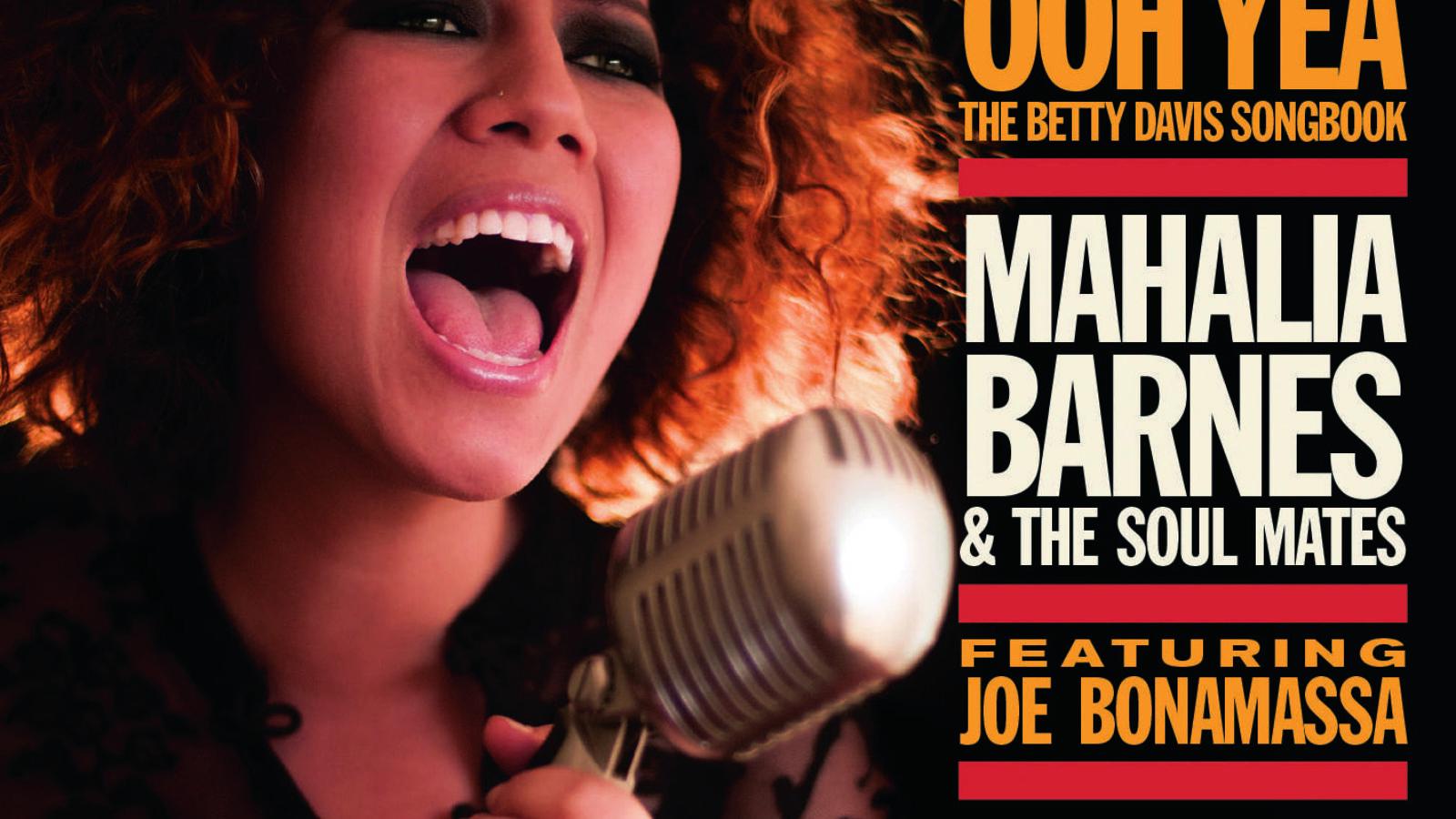 MAHALIA BARNES Ooh Yeah – The Betty Davis Songbook
