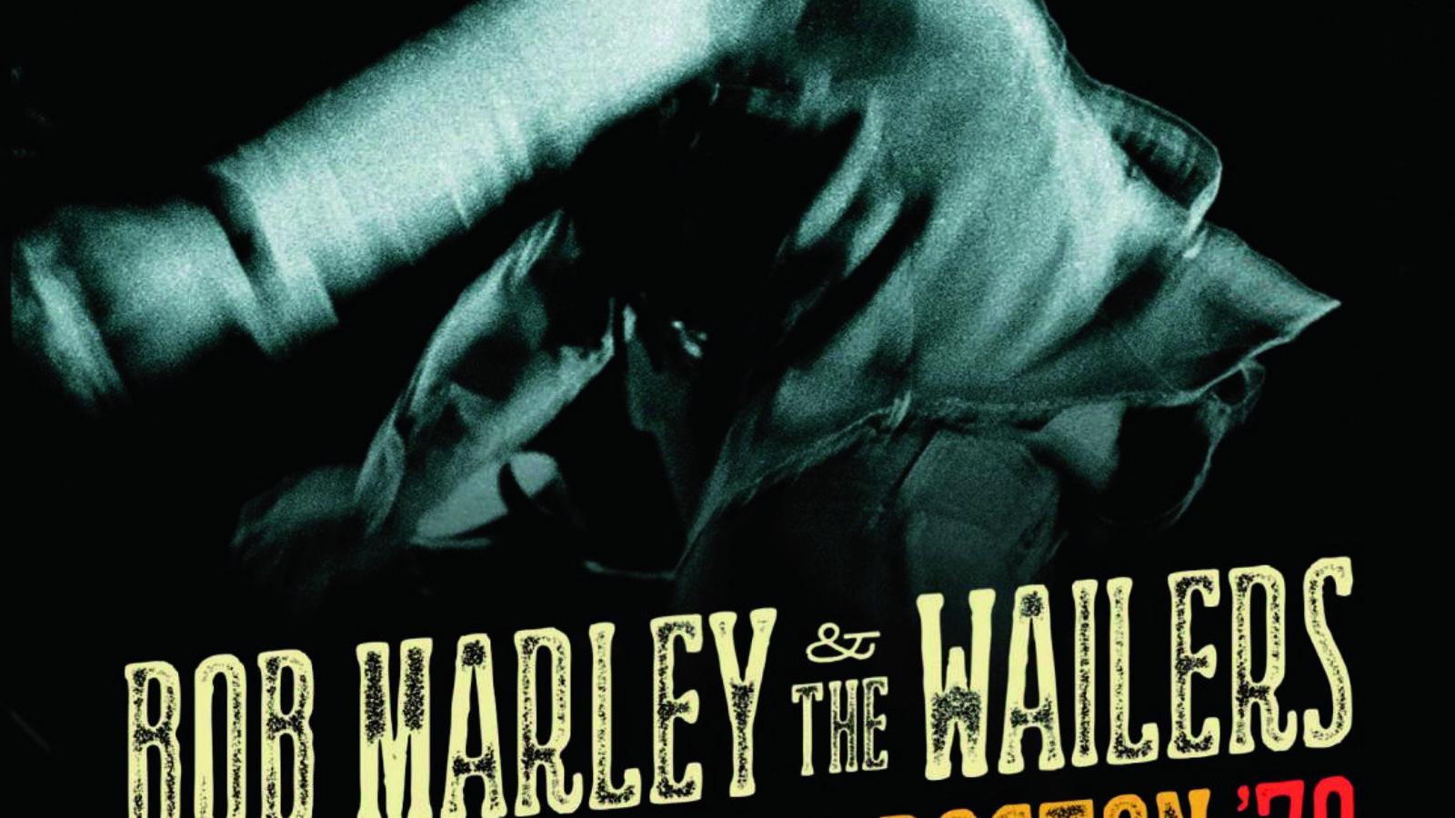 BOB MARLEY Easy Skanking In Boston '78